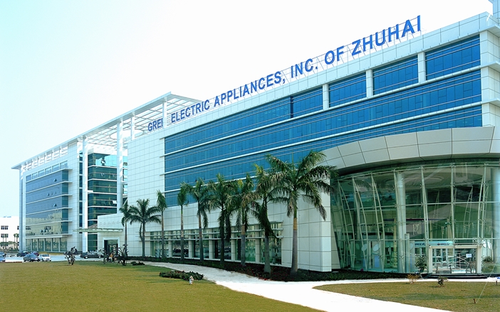 Gree Electric Appliances ha sede a Zhuhai (Cina) e 9 stabilimenti produttivi dislocati in Cina, Brasile e Pakistan.