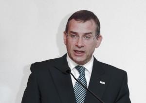 L'amministratore delegato del Gruppo Bosch in Italia, Gerhard Dambach.
