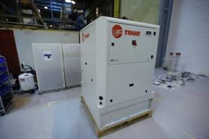 Conquest, la nuova serie di refrigeratori e pompe di calore scroll raffreddata ad aria con capacità frigorifera compresa tra 20 e 165 kW.