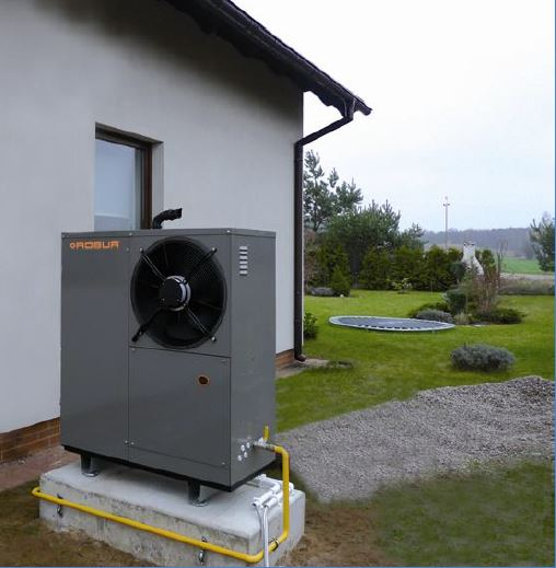 La nuova pompa di calore GAHP è stata testata in una serie di installazioni reali in edifici residenziali monofamiliari in Germania, Regno Unito, Francia, Italia e Polonia.