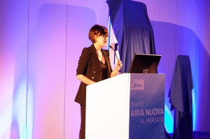 Marianna Zhao, General Manager della West Europe Division Midea.