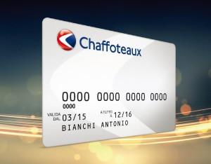 Chaffoteaux Card