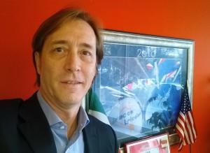 Il nuovo direttore generale per l'Italia di Honeywell Building Solutions, Fabio Bruschi.