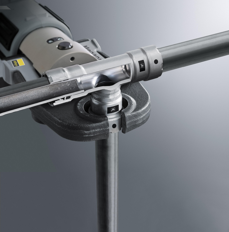 Raccordi a pressare per tubi di acciaio a parete normale - RCI – Riscaldamento Climatizzazione ...