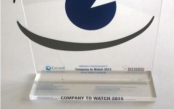 Sistemi radianti a pavimento: a Rehau il premio Company to Watch 2015