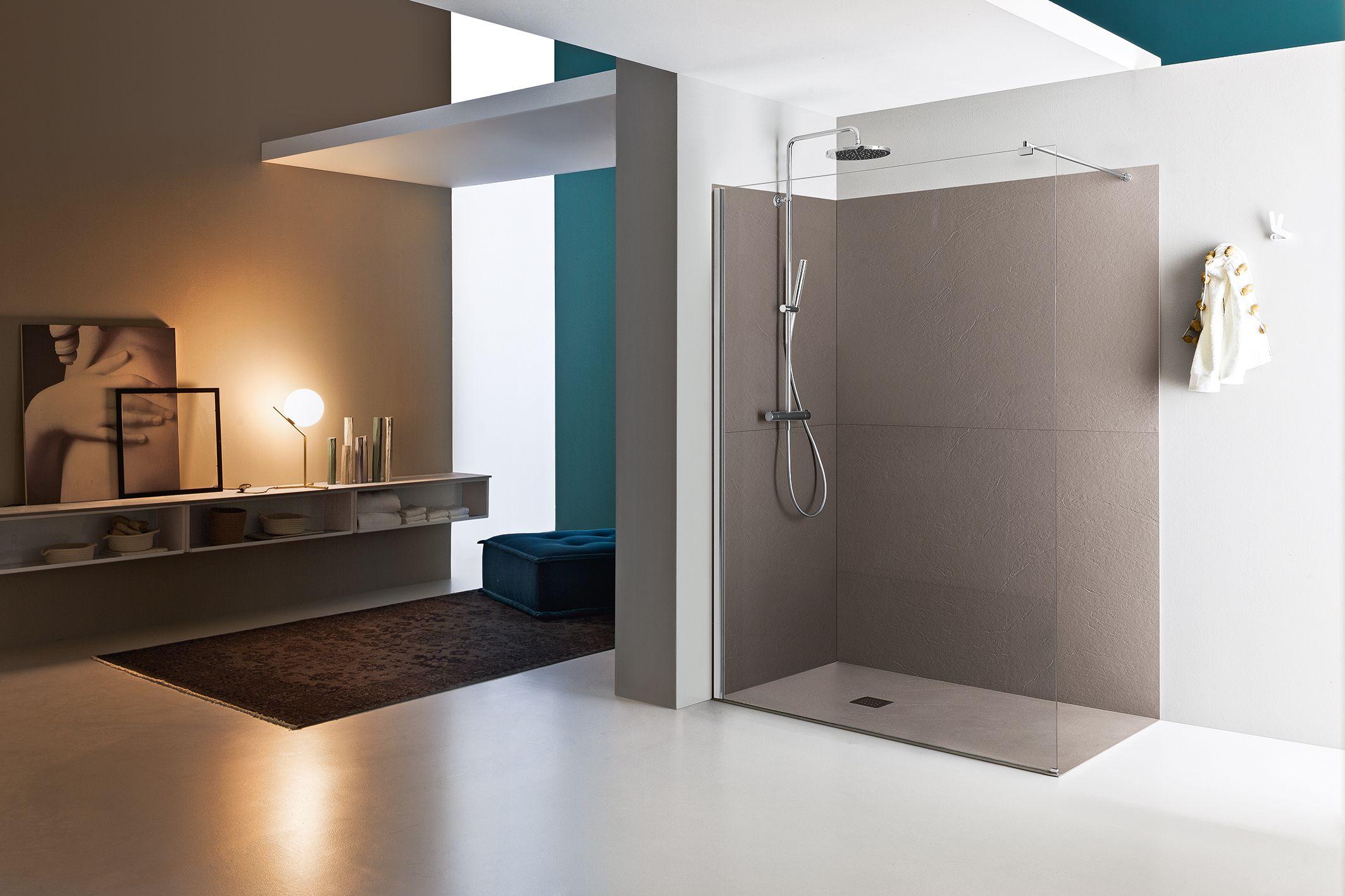 Cabine Doccia Complete : Box doccia senza telaio rci u2013 riscaldamento climatizzazione idronica