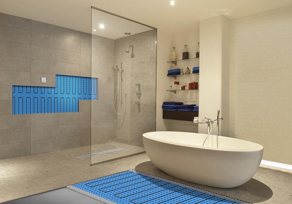 Soluzioni innovative per il bagno rci riscaldamento - Riscaldamento per bagno ...