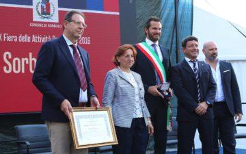 """Immergas vince il premio """"Sorba d'Oro"""""""