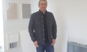 """Architetto Raffaele Colafemina - Responsabile Tecnico di Tece Italia. L'azienda ha organizzato una serie di Convegni tecnico-formativi dal titolo """"Il comfort acustico negli edifici""""."""