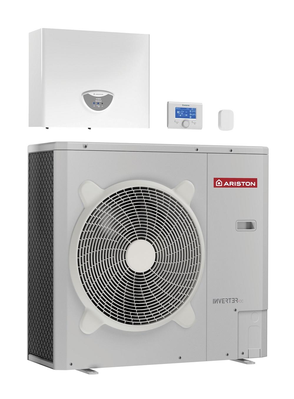 Sistema a pompa di calore aria/acqua - Commercio idrotermosanitario