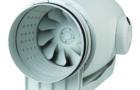 Ventilatori in-line insonorizzati