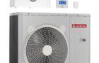 Sistema a pompa di calore aria/acqua Nimbus Hybrid Universal