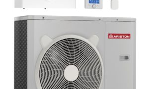 pompa di calore aria/acqua