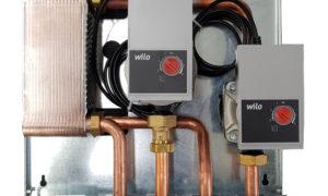 modulo d'interfacciamento idraulico