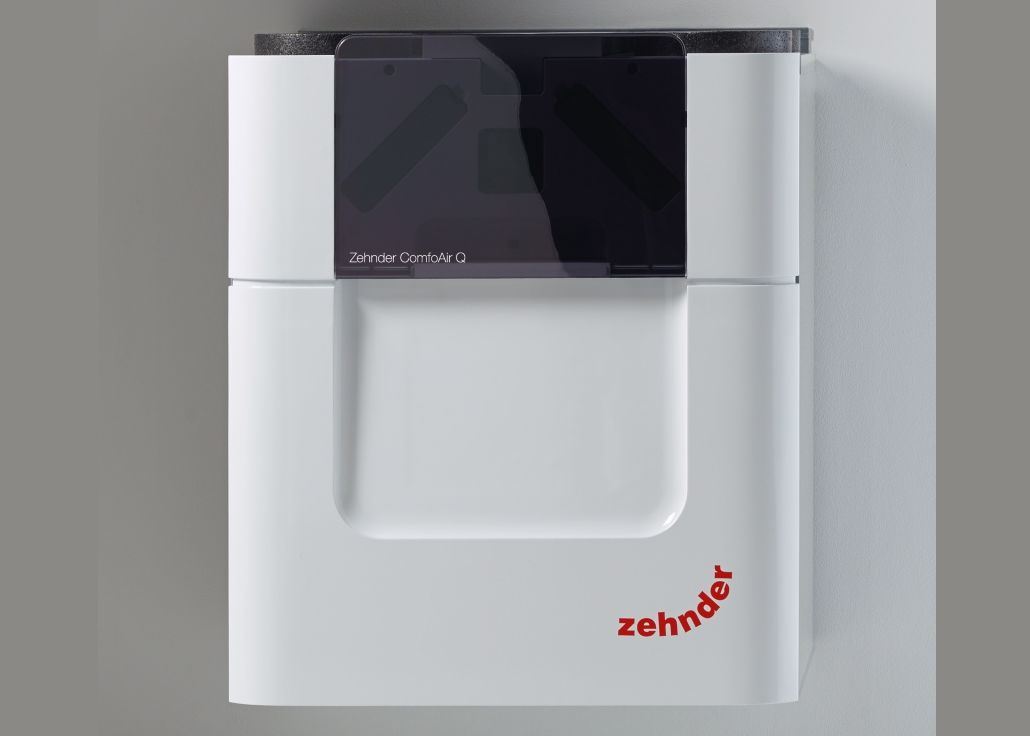 Unità per la ventilazione meccanica centralizzata ComfoAir Q