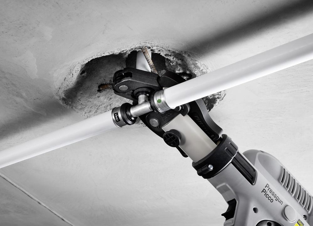 Sistema di tubi polimerici e raccordi di acciaio for Tipi di tubi