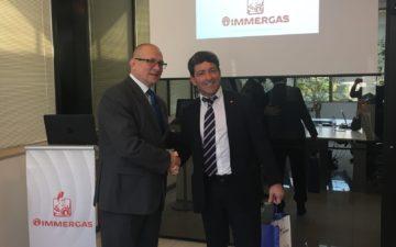 Il sindaco di Poprad visita Immergas