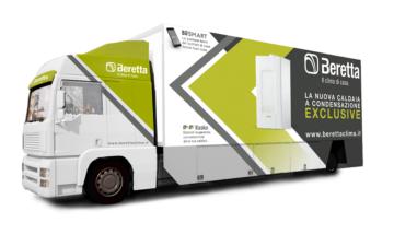 Beretta Truck Tour 2018: il road show con tutte le novità di prodotto e servizi