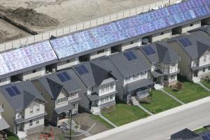 Teleriscaldamento solare termico
