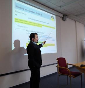 Lino Caspani, Project Business Manager di Viega Italia