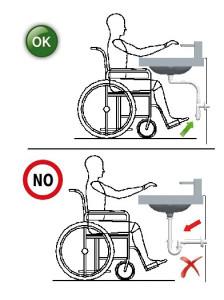 Lavabo Per Disabili