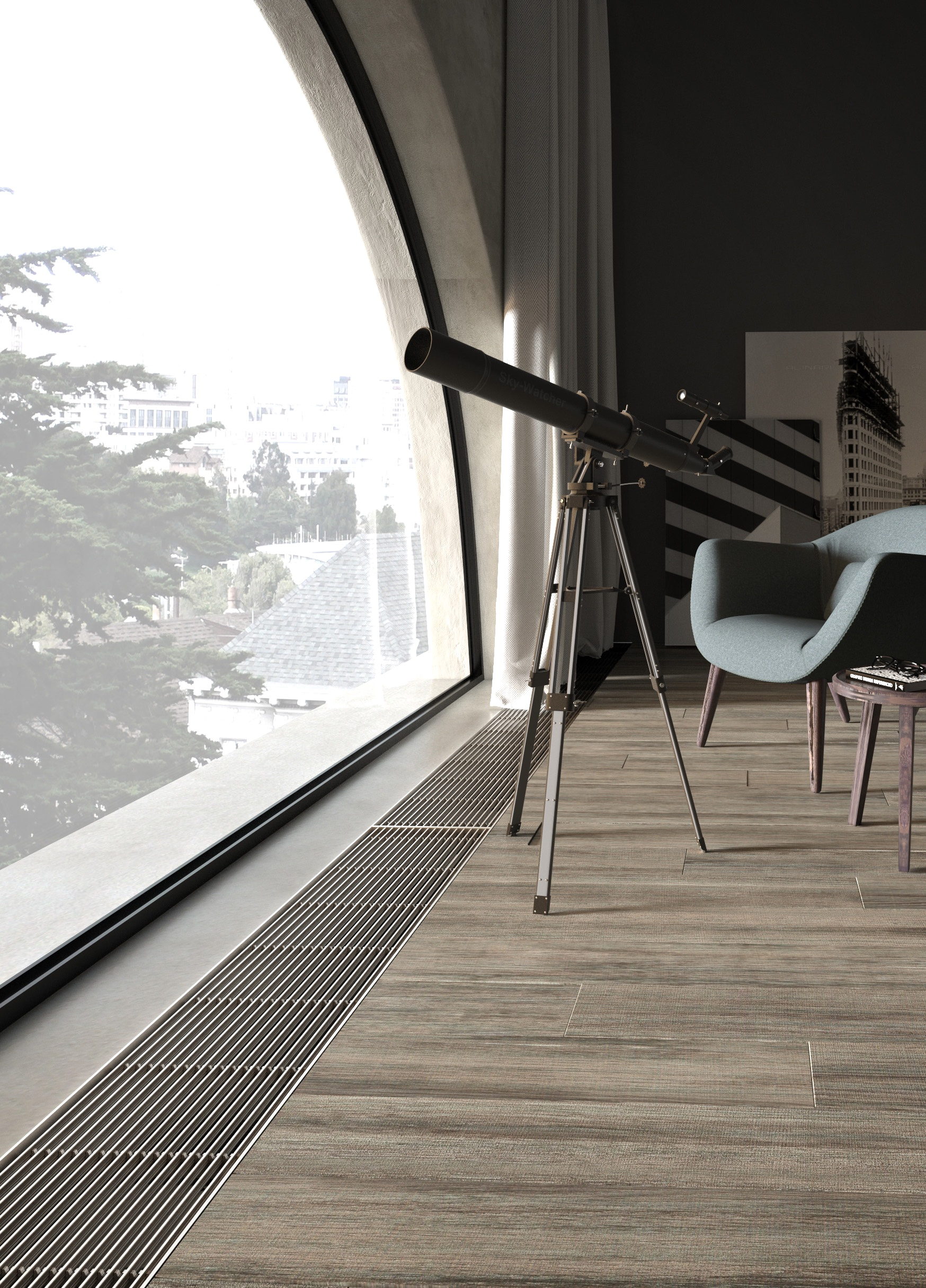 Come Riscaldare Ambienti Grandi ventilconvettori a pavimento per ambienti con grandi