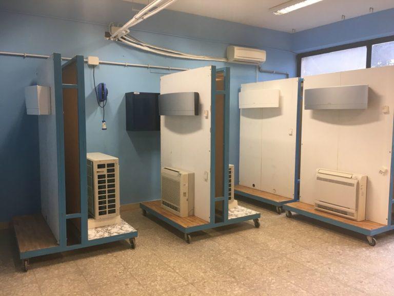 Daikin inaugura il nuovo Centro di Formazione Tecnica ...