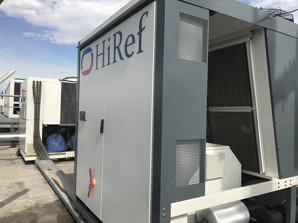 Refrigeratore adiabatico