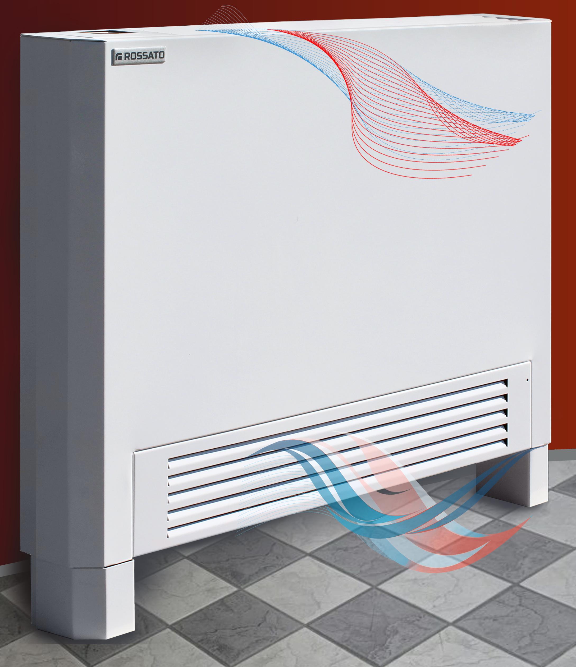 Pompa Di Calore Ventilconvettori ventilconvettori a bassa temperatura - rci – riscaldamento