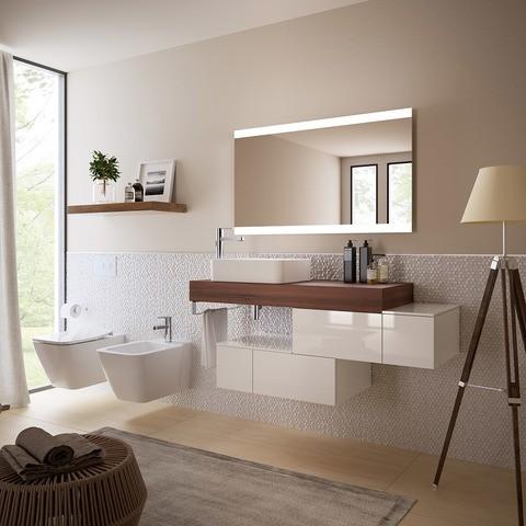 Sistemi completi per bagni residenziali e ospitalit di lusso ideal standard - Bagni completi in offerta ...