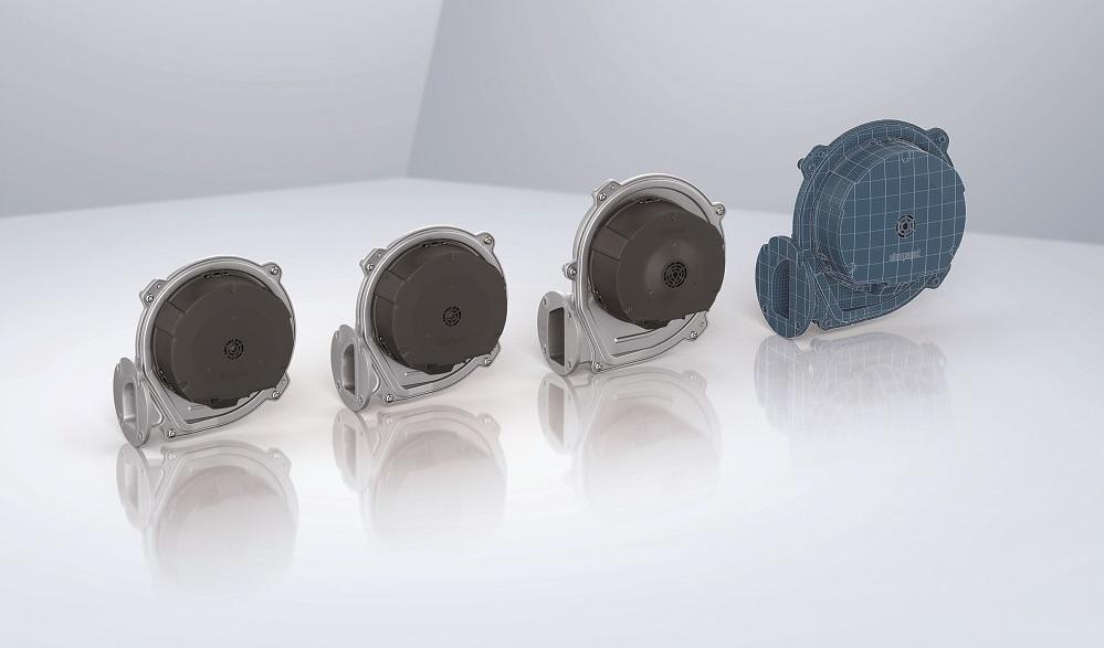 Ventilatori per caldaie